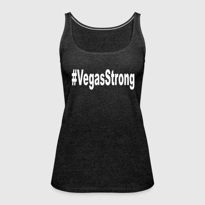 VEGAS STRONG LAS VEGAS Tanks - Women's Premium Tank Top