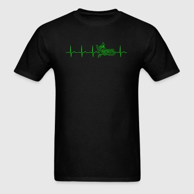 vegan - biological - ecological -healthy-fitness Sportswear - Men's T-Shirt