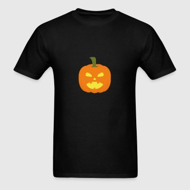 Halloween Pumpkin light Sportswear - Men's T-Shirt