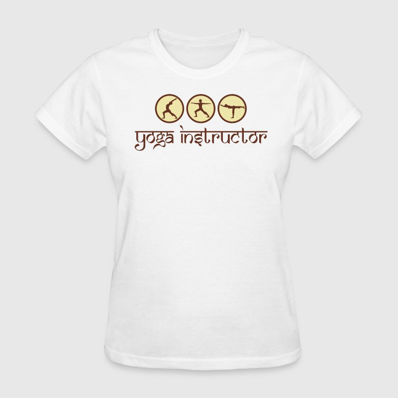 Yoga Instructor T-Shirt - Women's T-Shirt