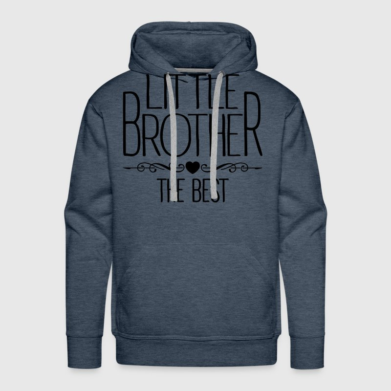 Little Brother Men's Long Sleeve - Men's Premium Hoodie