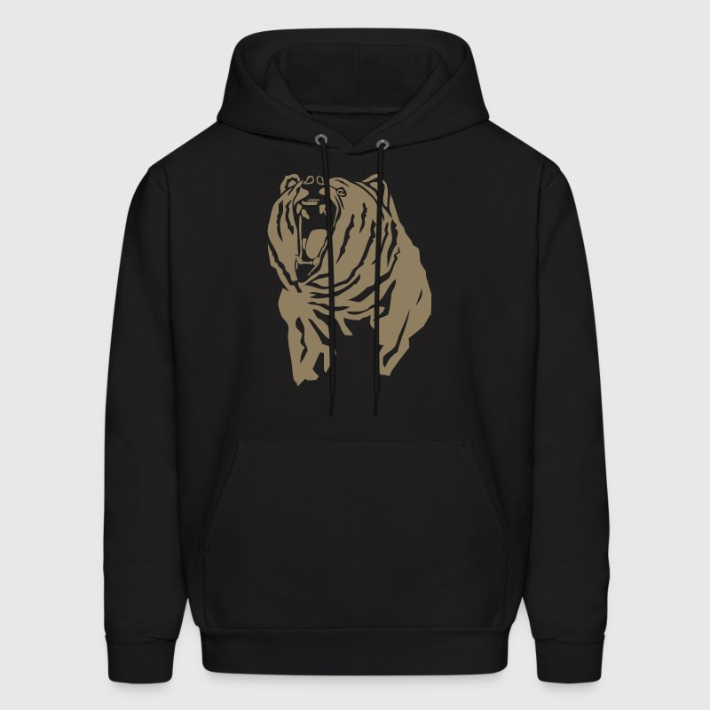 Grizzly - Bear  Hoodies - Men's Hoodie