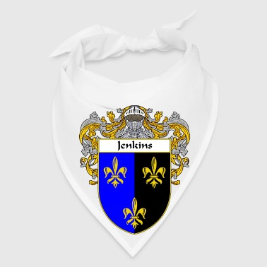 Jenkins Coat of Arms/Family Crest - Bandana