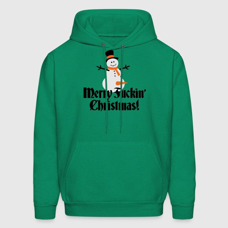 merry fuckin fucking christmas hoodies mens hoodie - Christmas Hoodie