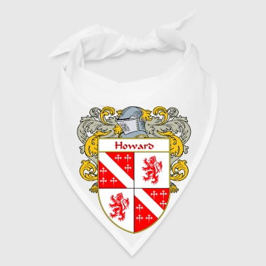 Howard Coat of Arms/Family Crest - Bandana