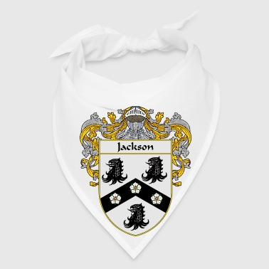 Jackson Coat of Arms/Family Crest - Bandana