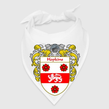 Hopkins Coat of Arms/Family Crest - Bandana