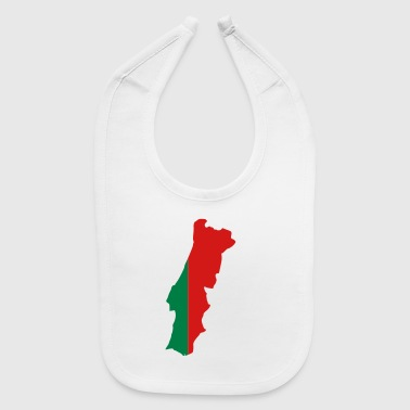 Portugal Kids' Shirts - Baby Bib