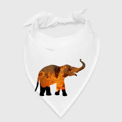 elefant_2_spread Phone & Tablet Cases - Bandana