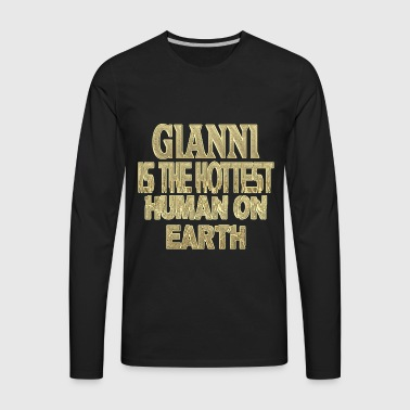Gianni T-Shirts - Men's Premium Long Sleeve T-Shirt