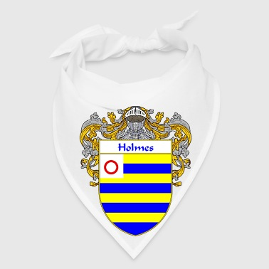 Holmes Coat of Arms/Family Crest - Bandana