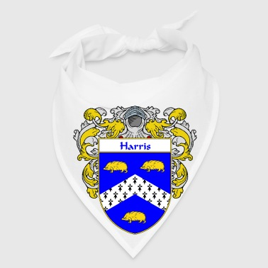 Harris Coat of Arms/Family Crest - Bandana