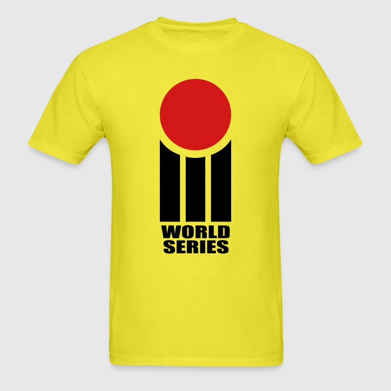 World Series Cricket Retro T-Shirt | Spreadshirt