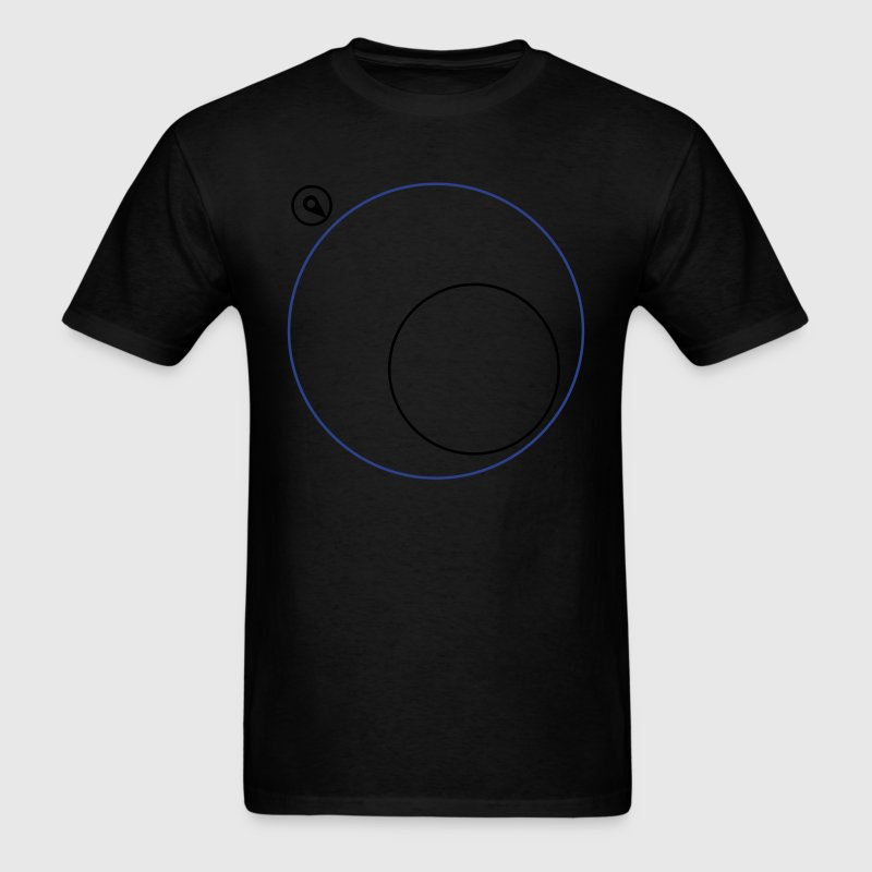 Outside Circle T-Shirts - Men's T-Shirt