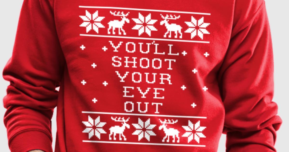 Ugly Sweatshirt Sweatshirt