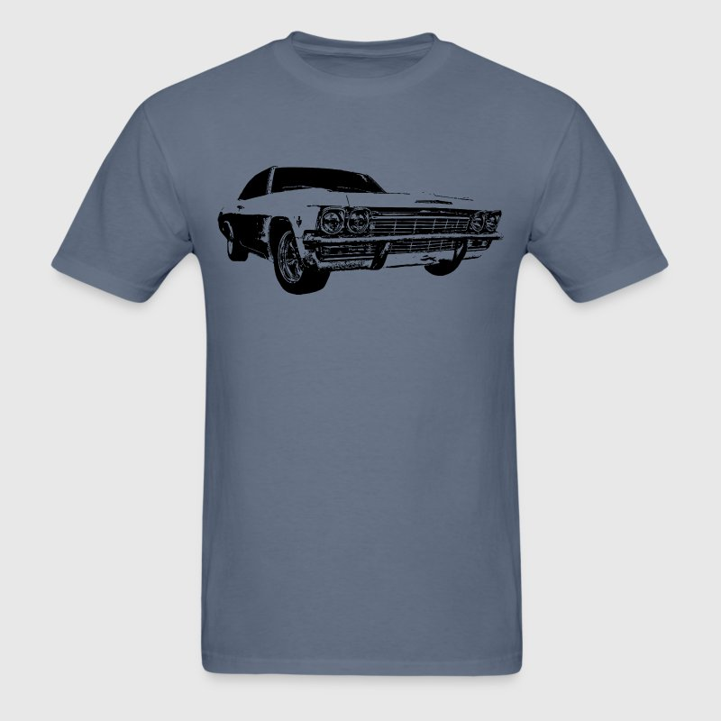 1965 Chevrolet Impala T-Shirts - Men's T-Shirt