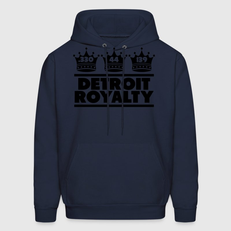 Detroit Royalty Hoodies - Men's Hoodie
