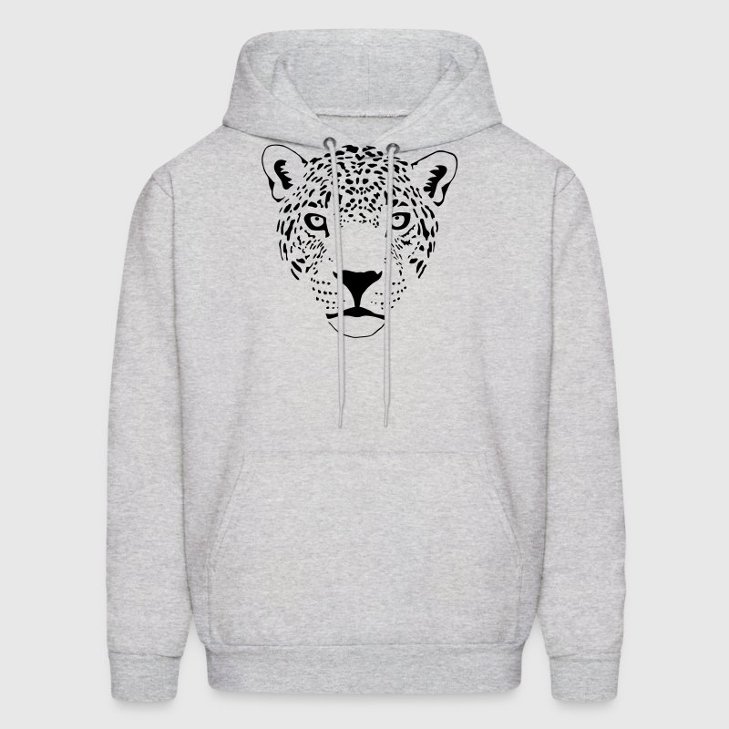 jaguar cougar cat puma panther leopard cheetah Hoodies - Men's Hoodie