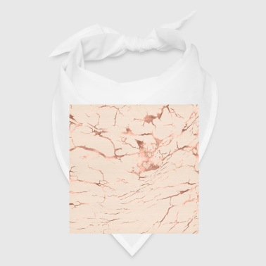 nude_rose_swirl_spread Phone & Tablet Cases - Bandana