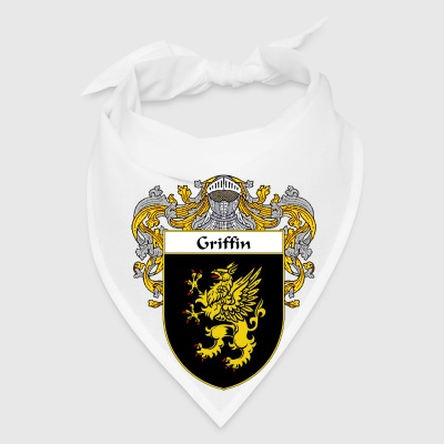 Griffin Coat of Arms/Family Crest - Bandana