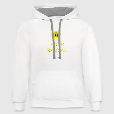 Your Special! =) Mug - Contrast Hoodie