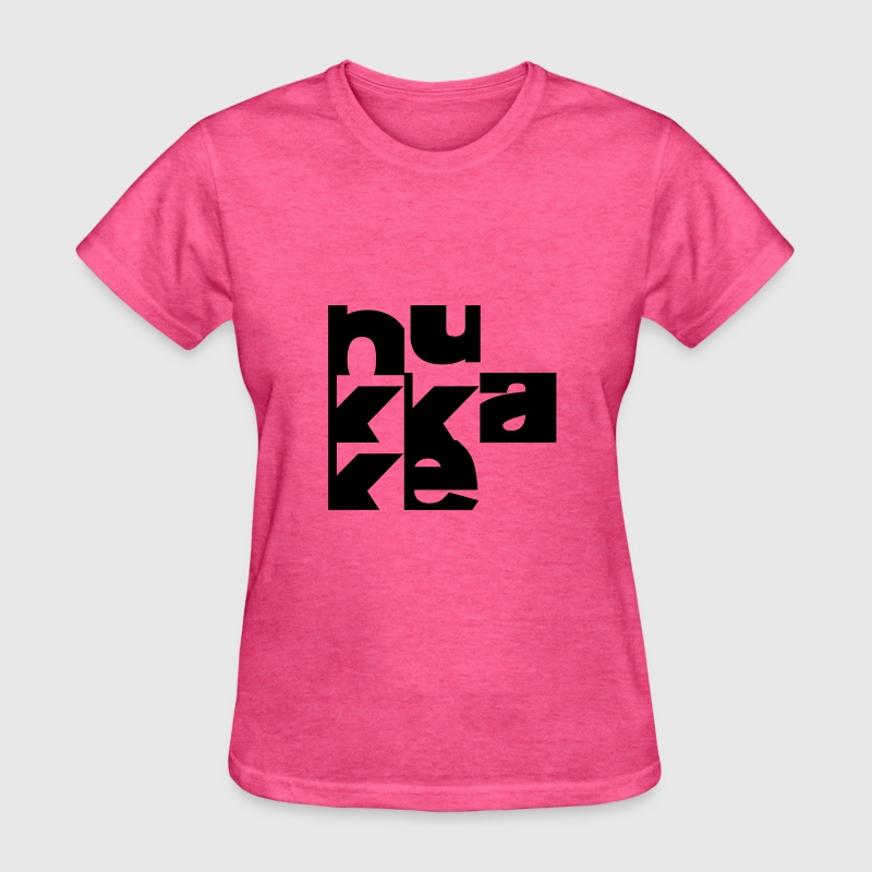 Bukkake, Dirty, Porn, Cumshot, Jokes, Art, NSFW T-Shirts - Women's T-Shirt