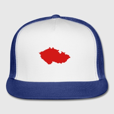 Czech Republic Accessories - Trucker Cap
