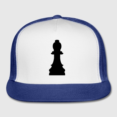 Chess bishop Accessories - Trucker Cap