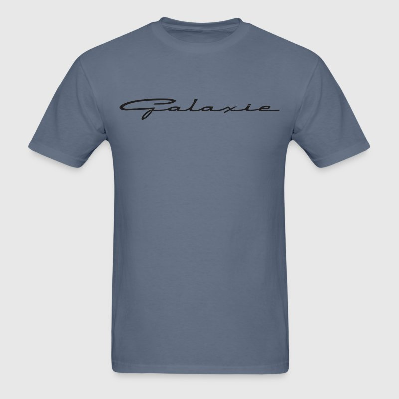 Galaxie Script T-Shirts - Men's T-Shirt