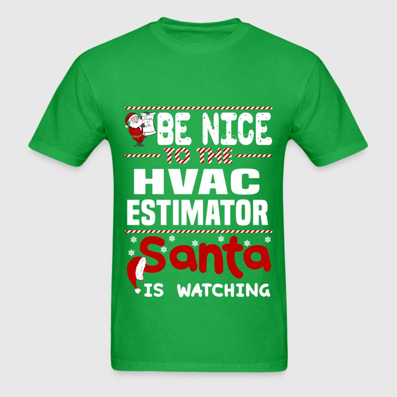 hvac estimator mens t shirt - Hvac Estimator