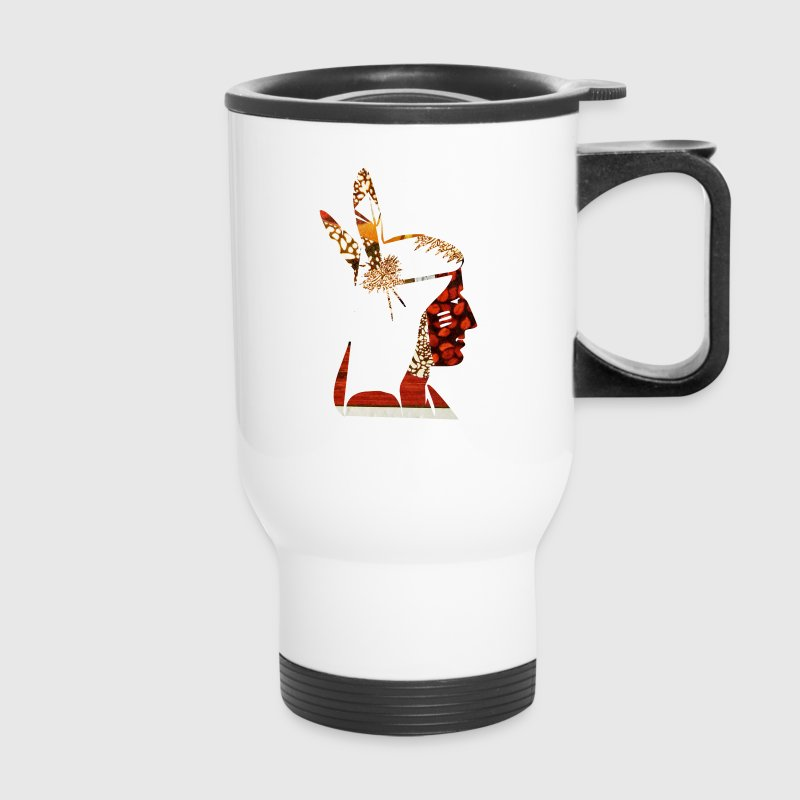 NATIVE AMERICAN INDIAN Accessories - Travel Mug