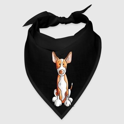 Little Podenco Dog Cartoon - Gift Bags & backpacks - Bandana