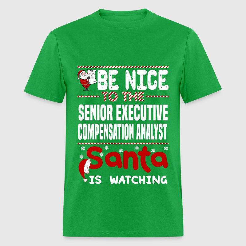 Senior Executive Compensation Analyst T-Shirt | Spreadshirt