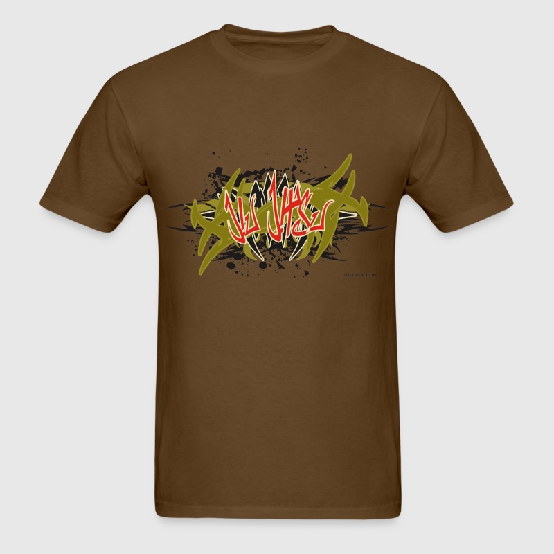 Jiu Jitsu - Graffiti T-Shirts - Men's T-Shirt