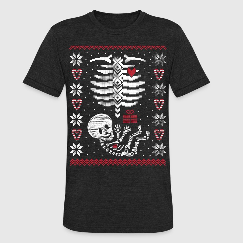 Baby belly ugly christmas sweater t shirts t shirt for Tacky t shirt ideas