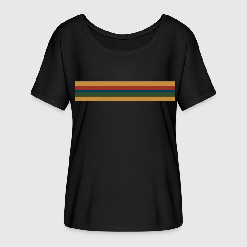 13th Doctor - women's short sleeve - Women's Flowy T-Shirt