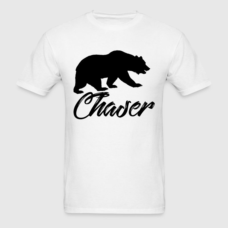 Chaser t shirts t shirt collections bear chaser t shirt spreadshirt sciox Gallery