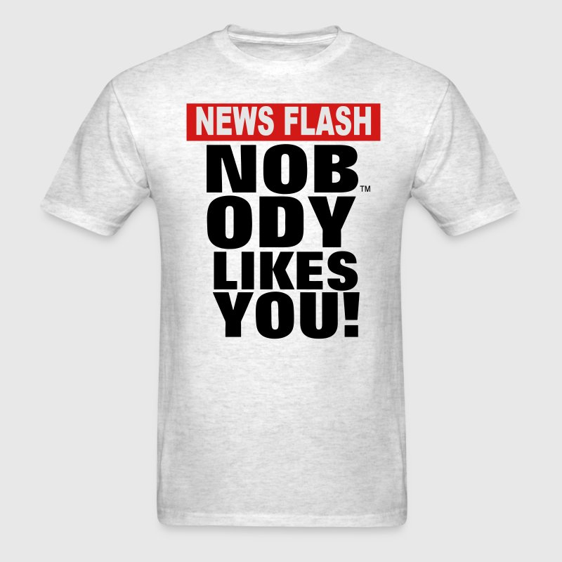 NEWS FLASH T-Shirts - Men's T-Shirt