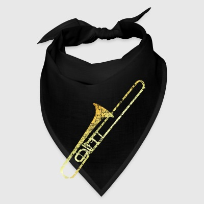 Trombone (Ancient Gold) Bags & backpacks - Bandana