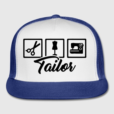 Tailor Mugs & Drinkware - Trucker Cap