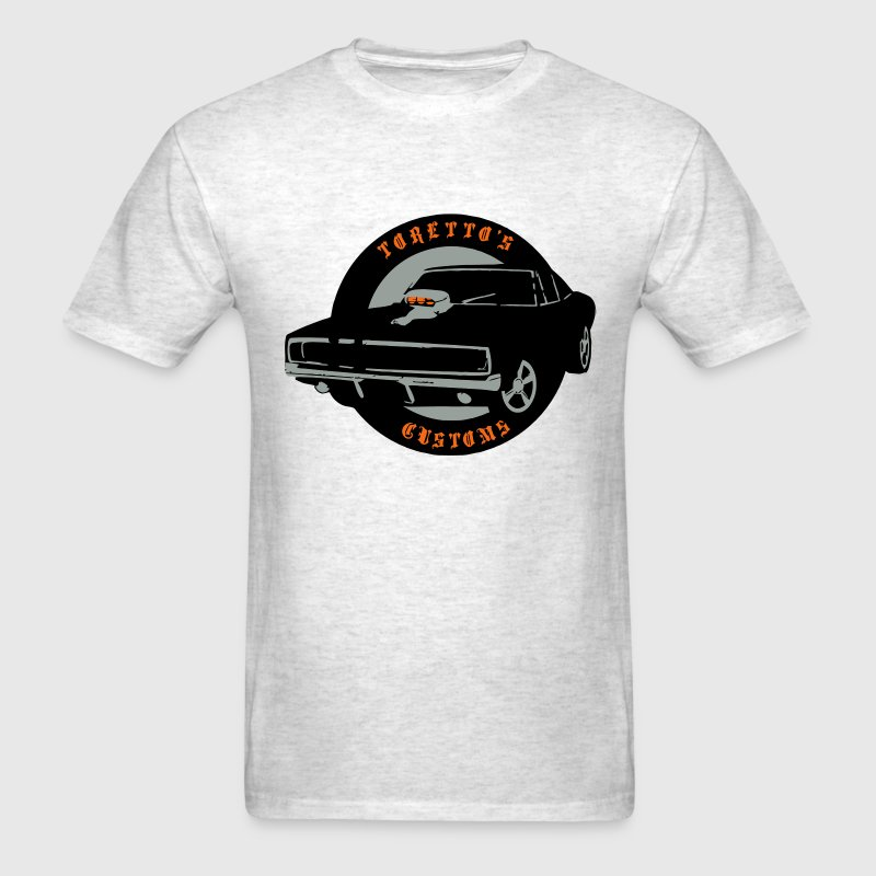 toretto's_customs T-Shirts - Men's T-Shirt