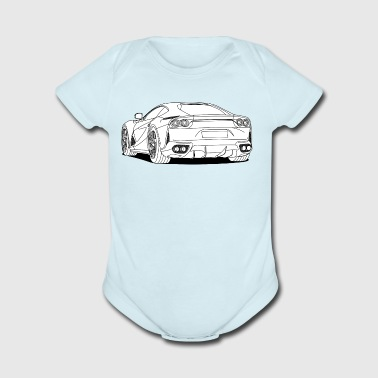 Cool Sports Car Baby & Toddler Shirts - Short Sleeve Baby Bodysuit