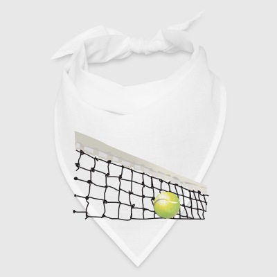 Tennis (ADD CUSTOM TEXT) - Bandana