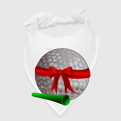 Golf (ADD CUSTOM TEXT) - Bandana