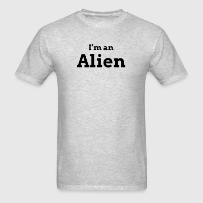 I'M AN ALIEN Sportswear - Men's T-Shirt