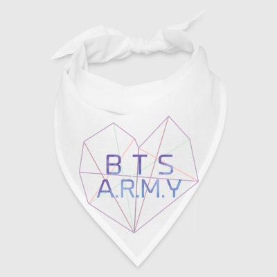 BTS army heart Phone & Tablet Cases - Bandana