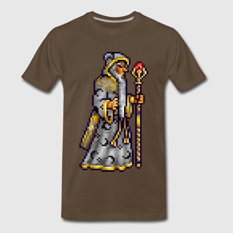 Might And Magic Archmage - Men's Premium T-Shirt