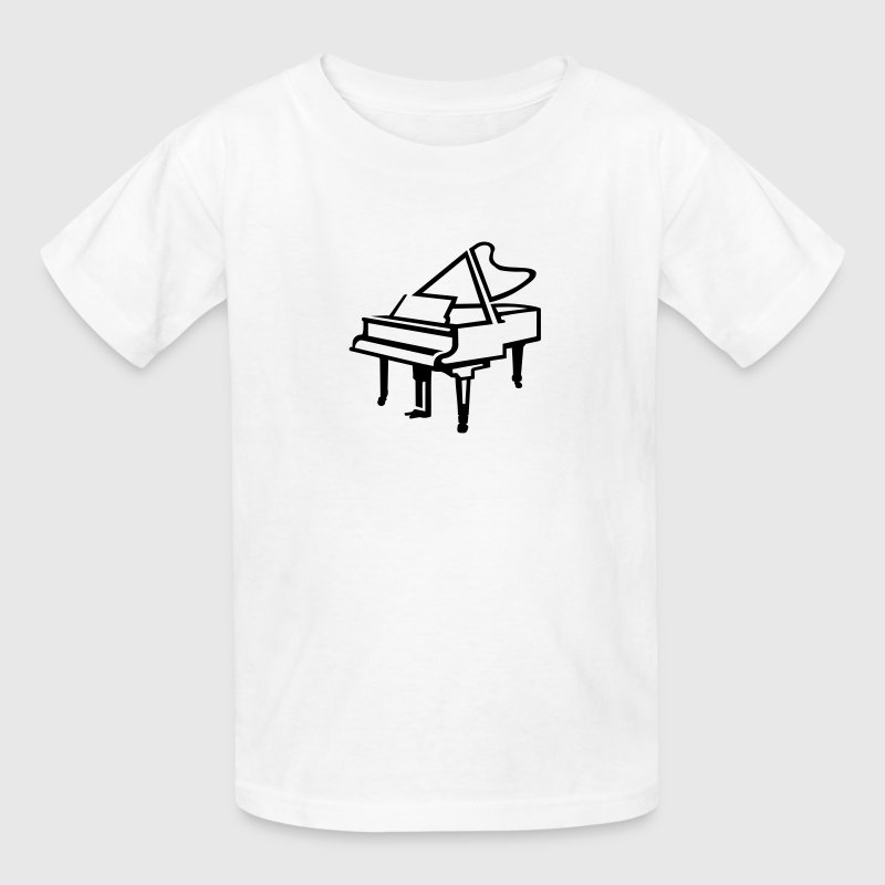 Piano Kids' Shirts - Kids' T-Shirt