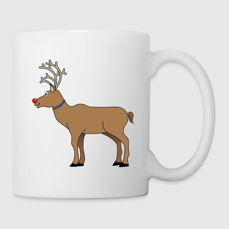 Rudolph The Red Nosed Reindeer Accessories - Coffee/Tea Mug