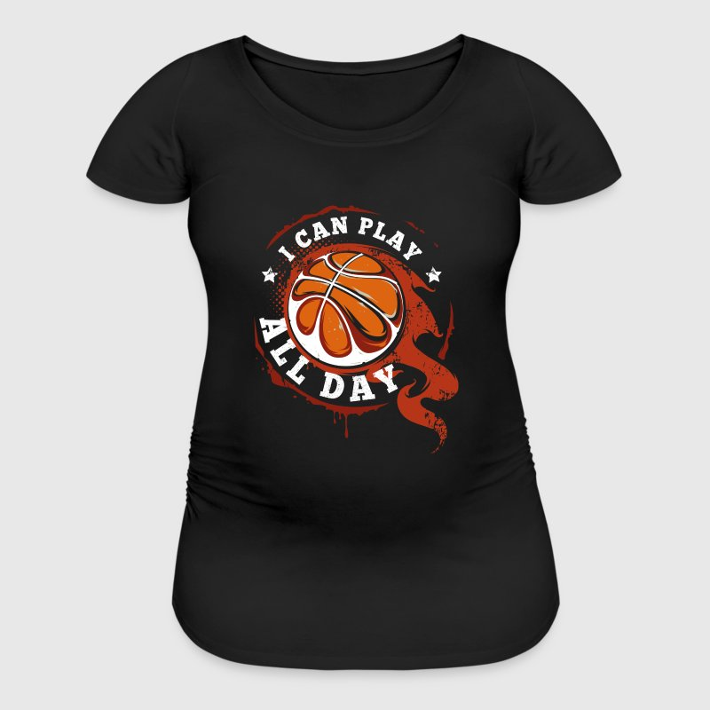 I Can Play All Day Cool Basketball Team Women S